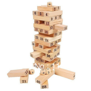 54pcs-font-b-Jenga-b-font-font-b-small-b-font-Learning-Education-wood-blocks-toy